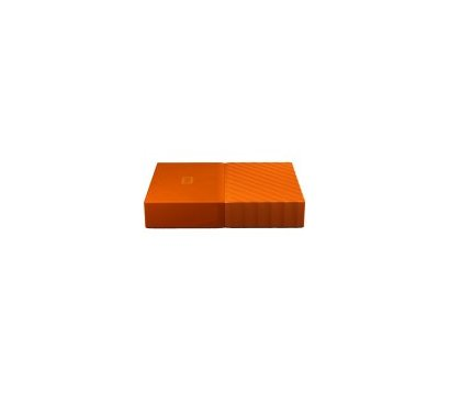 Фото №3 жесткого диска Western Digital My Passport 2TB 5400rpm 2.5 USB3.0 External Orange — WDBYFT0020BOR-WESN