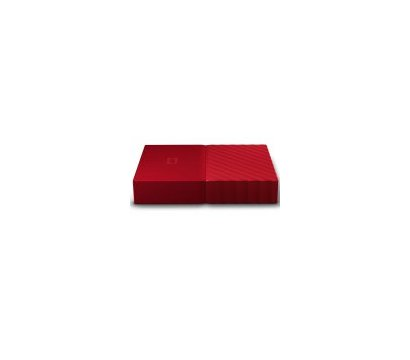 Фотография 4 товара Жесткий диск Western Digital My Passport 2TB 5400rpm 2.5 USB 3.0 External Red — WDBYFT0020BRD-WESN
