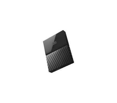 Фото №4 жесткого диска Western Digital My Passport 3TB 5400rpm 2.5 USB 3.0 External Black — WDBYFT0030BBK-WESN