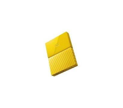 Фото №4 жесткого диска Western Digital My Passport 1TB 5400rpm 2.5 USB3.0 External Yellow — WDBYNN0010BYL-WESN