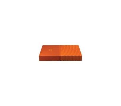 Фото №4 жесткого диска Western Digital My Passport 1TB 5400rpm 2.5 USB3.0 External Orange — WDBYNN0010BOR-WESN