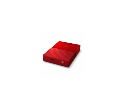 Фото №5 жесткого диска Western Digital My Passport 3TB 5400rpm 2.5 USB 3.0 External Red — WDBYFT0030BRD-WESN