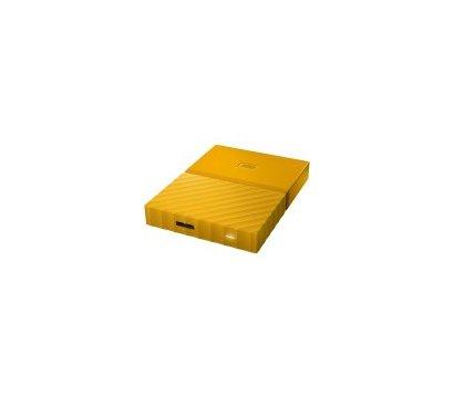 Фото №5 жесткого диска Western Digital My Passport 1TB 5400rpm 2.5 USB3.0 External Yellow — WDBYNN0010BYL-WESN