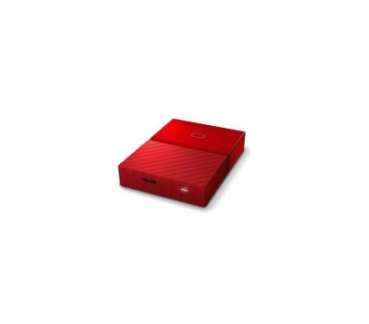 Фотография 6 товара Жесткий диск Western Digital My Passport 2TB 5400rpm 2.5 USB 3.0 External Red — WDBYFT0020BRD-WESN