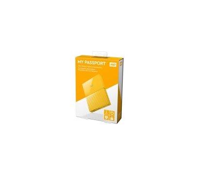 Фото №6 жесткого диска Western Digital My Passport 1TB 5400rpm 2.5 USB3.0 External Yellow — WDBYNN0010BYL-WESN