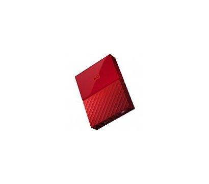 Фото №7 жесткого диска Western Digital My Passport 3TB 5400rpm 2.5 USB 3.0 External Red — WDBYFT0030BRD-WESN