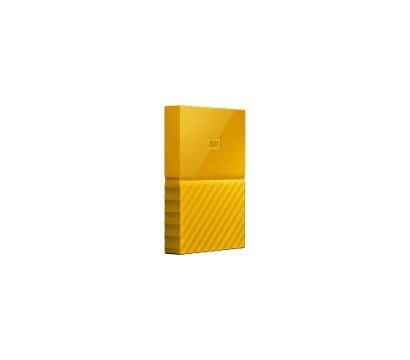 Фото №1 жесткого диска Western Digital My Passport 3TB 5400rpm 2.5 USB3.0 External Yellow — WDBYFT0030BYL-WESN