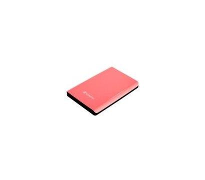Фотография 2 товара Жесткий диск Verbatim Store n Go 500Gb 5400rpm 2.5 USB 3.0 External Pink — 53170