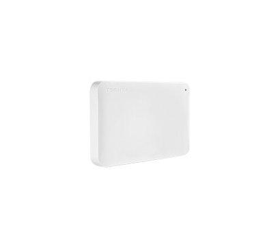 Фото №1 жесткого диска Toshiba Canvio Ready 500GB  2.5 USB 3.0 External White — HDTP205EW3AA
