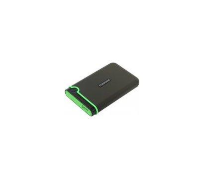 Фото №1 жесткого диска Transcend StoreJet 25MC 1TB 5400rpm 2.5 USB 3.0 Type C External Black — TS1TSJ25MC