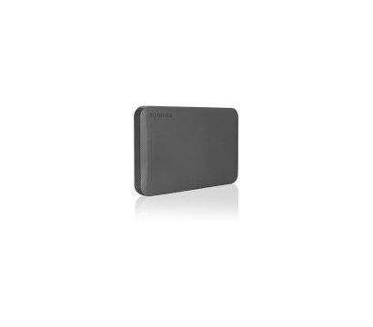 Фото №1 жесткого диска Toshiba Canvio Ready 2TB  2.5 USB 3.0 External Black — HDTP220EK3CA