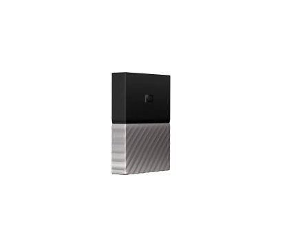Фото №1 жесткого диска Western Digital My Passport Ultra 2TB 2.5 USB 3.0 Black/Grey — WDBFKT0020BGY-WESN