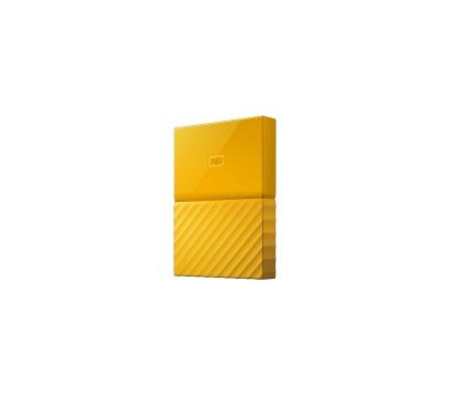 Фото №2 жесткого диска Western Digital My Passport 3TB 5400rpm 2.5 USB3.0 External Yellow — WDBYFT0030BYL-WESN