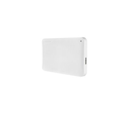 Фото №2 жесткого диска Toshiba Canvio Ready 500GB  2.5 USB 3.0 External White — HDTP205EW3AA