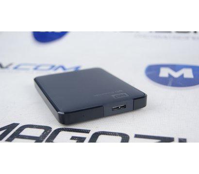 Фото №2 жесткого диска Western Digital Elements 1TB 2.5 USB 3.0 External Black — WDBUZG0010BBK-WESN