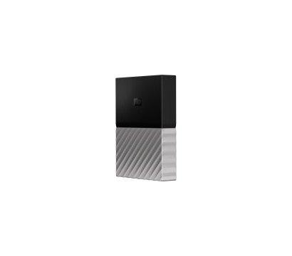 Фотография 3 товара Жесткий диск Western Digital My Passport Ultra 2TB 2.5 USB 3.0 Black/Grey — WDBFKT0020BGY-WESN