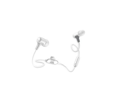 Фото №2 Bluetooth гарнитуры JBL E25BT White — JBLE25BTWHT