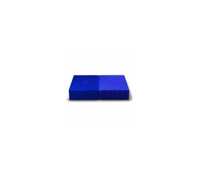 Фото №3 жесткого диска Western Digital My Passport 4TB 5400rpm 2.5 USB 3.0 External Blue — WDBYFT0040BBL-WESN