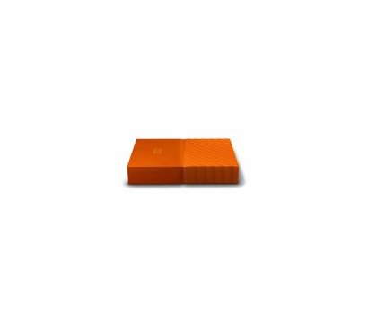 Фото №3 жесткого диска Western Digital My Passport 4TB 5400rpm 2.5 USB3.0 External Orange — WDBYFT0040BOR-WESN
