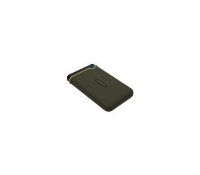 Фотография 4  Жесткий диск Transcend StoreJet 25M3 2TB 5400rpm 2.5 USB 3.0 External Green — TS2TSJ25M3E