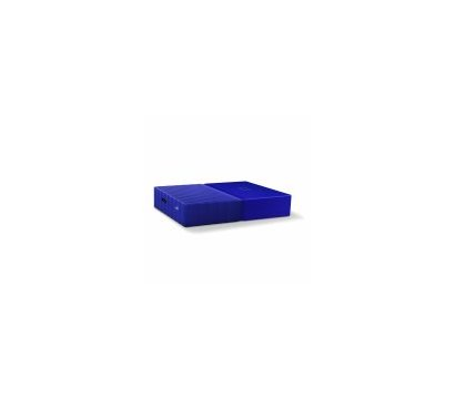 Фото №4 жесткого диска Western Digital My Passport 4TB 5400rpm 2.5 USB 3.0 External Blue — WDBYFT0040BBL-WESN