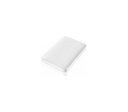Фото №4 жесткого диска Toshiba Canvio Ready 500GB  2.5 USB 3.0 External White — HDTP205EW3AA