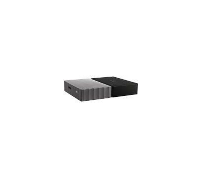 Фото №4 жесткого диска Western Digital My Passport Ultra 2TB 2.5 USB 3.0 Black/Grey — WDBFKT0020BGY-WESN
