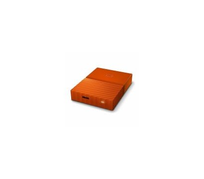 Фото №5 жесткого диска Western Digital My Passport 4TB 5400rpm 2.5 USB3.0 External Orange — WDBYFT0040BOR-WESN