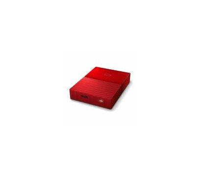 Фото №5 жесткого диска Western Digital My Passport 4TB 5400rpm 2.5 USB 3.0 External Red — WDBYFT0040BRD-WESN
