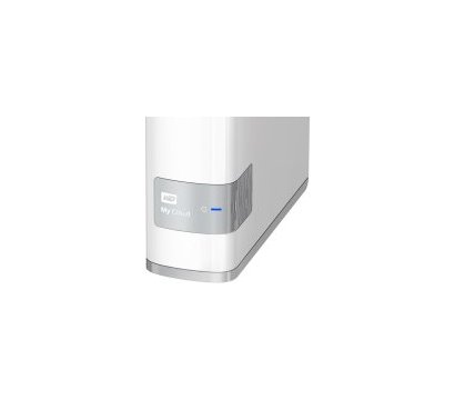 Фото №5 сетевого накопителя (NAS) Western Digital My Cloud 8TB 3.5 LAN/USB 3.0 — WDBCTL0080HWT-EESN