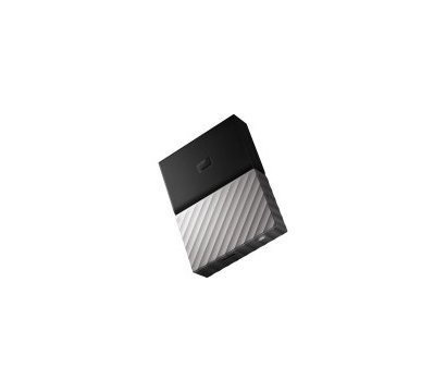 Фото №6 жесткого диска Western Digital My Passport Ultra 2TB 2.5 USB 3.0 Black/Grey — WDBFKT0020BGY-WESN
