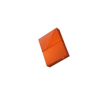 Фото №7 жесткого диска Western Digital My Passport 4TB 5400rpm 2.5 USB3.0 External Orange — WDBYFT0040BOR-WESN
