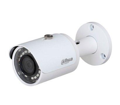 Фото IP видеокамеры Dahua DH-IPC-HFW1230SP-S2 (2.8 мм)