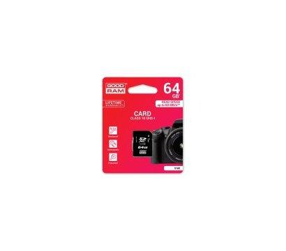 Фото №1 карты памяти GoodRam UHS-I SDXC Class 10 64GB - S1A0-0640R11