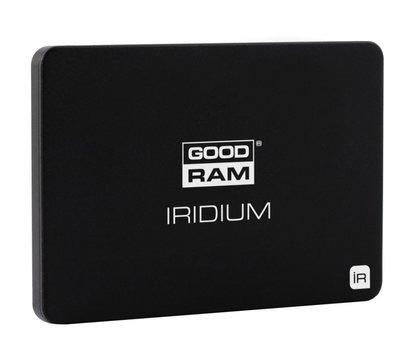 Фото №1  SSD GoodRAM Iridium 120Gb 2.5 SATA III MLC — IR-SSDPR-S25A-120