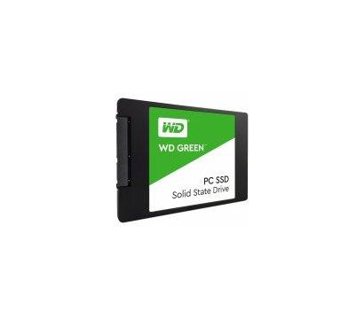 Фотографія 2  SSD Western Digital Green 120GB SATAIII TLC — WDS120G1G0A