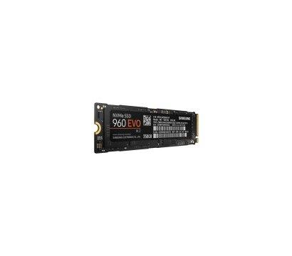 Фотографія 2  SSD Samsung 960 EVO series 250GB  M.2 PCIe 3.0 x4 TLC 3D V-NAND — MZ-V6E250BW