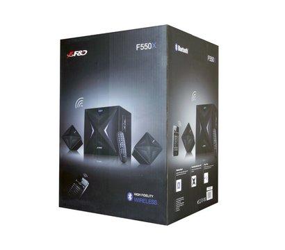 Фото №1 акустики F&D F-550X Black