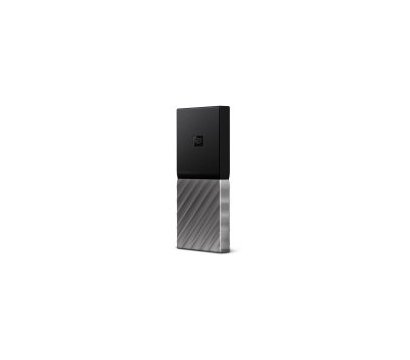 Фото №2  SSD Western Digital My Passport 256GB 2.5 USB 3.1 TLC — WDBK3E2560PSL-WESN