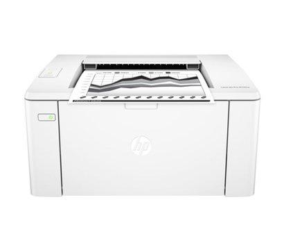 Фото №1 оргтехники Принтер HP LaserJet Pro M102w — G3Q35A