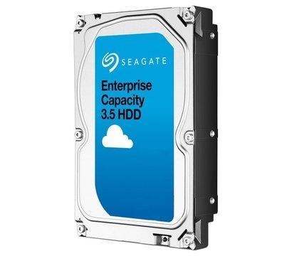 Фото №1 жесткого диска Seagate Enterprise Capacity 1TB 7200rpm 128MB 3.5 SAS (SCSI) — ST1000NM0008