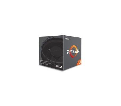 Фото №1 процессора AMD Ryzen 5 1400, YD1400BBAEBOX