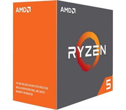 Фото №1 процессора AMD Ryzen 5 1600X, YD160XBCAEWOF