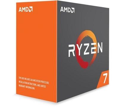 Фото №1 процессора AMD Ryzen 7 1800X, YD180XBCAEWOF