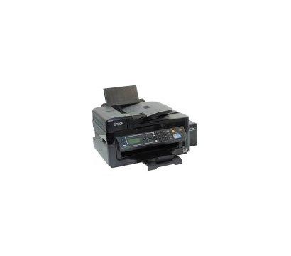 Фото №2 оргтехники МФУ Epson L566 c WI-FI — C11CE53403