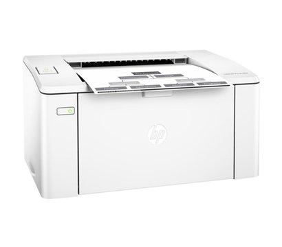 Фото №2 оргтехники Принтер HP LaserJet Pro M102a — G3Q34A