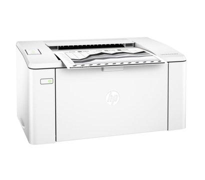 Фото №2 оргтехники Принтер HP LaserJet Pro M102w — G3Q35A
