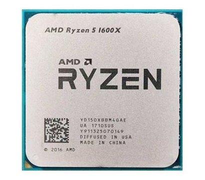Фото №2 процессора AMD Ryzen 5 1600X, YD160XBCAEWOF