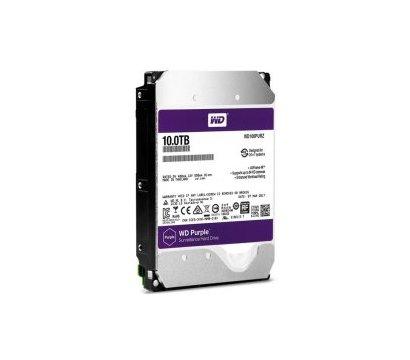Фото №2 жесткого диска Western Digital Purple 10TB 256МB 3.5 SATA III — WD100PURZ