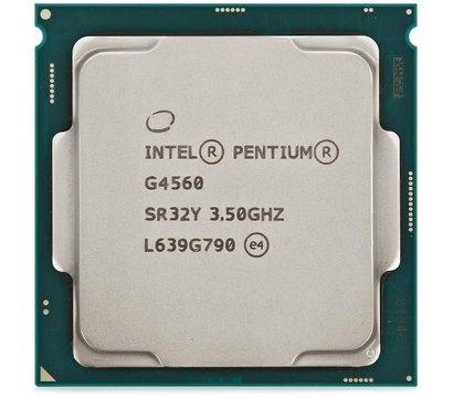 Фото №2 процессора Intel Pentium G4560, BX80677G4560